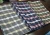 yarn dyed check fabric cvc fabric