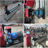 Pneumatic marking machine for cylinder/tube