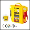 Jump Start with Work Light and Air Compressor