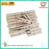 bamboo&wood clothes clips