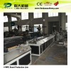 High Output Wood Plastic Board Production Line
