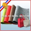 non woven polyester felt for shopping bag