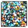 wholesale mixed millefiori glass beads