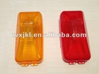 SAE approved 1.2 inch x 2.5 inch rectangular truck tail lights