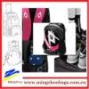 Design Custom Tennis Racket Back pack Bags For Lady