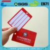 RFID Chip Embedded Smart Tag Luggage Tags
