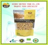 Nutritious organic soybean vegetarian meat, beans mushrooms