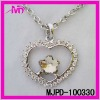 wholesale cheap heart pendant necklace