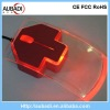 4D Gamer Cool Design Wired Industrial Mouse