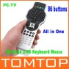 2.4G Mini Wireless Universal Remote Control Keyboard