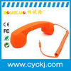 cord retro mobile headset with 3.5mm plug for iphone ipad