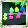 Fashion multi shape plastic beads