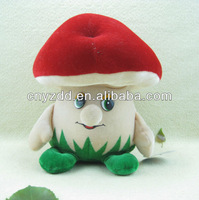 stuffed mushroom plush toy