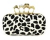 hot selling beautiful crystal box clutch ladies evening bags