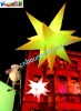 LED inflatable lighting star for stage decoration (Cone-152)