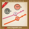 Colorful Silicone cheap Kids Watches With Thin Strap