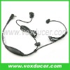 Two way radio Bone Conduction Earphone for Kenwood handheld radio TK-3107 TK-3118