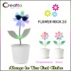 Flower Rock 2.0 Music playing Electronic Dancing Flower Audio Speaker