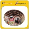 household daily promotion gift plastic coffee plate