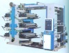 Six Color Flexographic Printing Machine