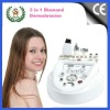 Hot sale portable 3 in one diamond microdermabrasion