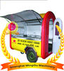 Big Wheel Multi-function Mobile Snack Vehicle/Food Cart(CE&ISO-9001 Approved,Manufactuer)