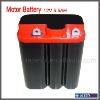 Maintenance free 12V 5.5ah motorcycle battery
