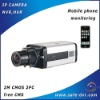 2 Megapixel Box IP Camera
