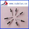 Various kinds of spike rivet