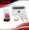 wireless intelligent auto dial home alarm system