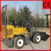 Small Wheel Loaders with Full View