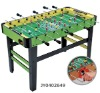tip-top quality wooden soccer table/family game football table