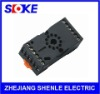 12amps 11 pin magnetic power plug relay socket SUB011-E