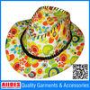 faux suede lady's mexican cowboy hat