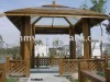 beautiful wooden gloriette garden pavilion Pavilion P-8