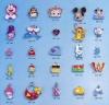 DIY rhinestone letter slide charm ( product catalog 26-30)