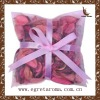 Bulk exotic strawberry potpourri with ribbon for home air freshener