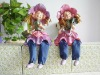 resin doll as gift item