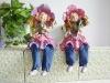 resin doll as gift item