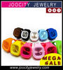 Wholesale silicone watch Personalized silicone jelly watch JCA-RC027