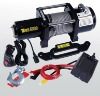 6000 lbs 12V/24V Car Electric Winch