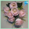 2012 hot sell 12 head rose flower bouquet,bouquet flower,cheap funeral flower