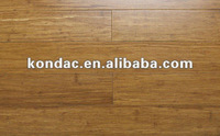 Established in 1993! Top ten brand Kangda CE click locked coffee strand woven bamboo flooring, floating