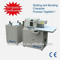 Automatic Slotting and Bending Machine