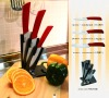 3PCS ceramic kitchen knives set
