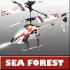 3 Channel Remote Control Mini Helicopter SF6021