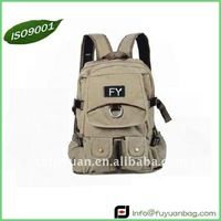 Fashion Canvas Travel Backpack