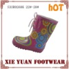 Fashion Children's rain boots mould