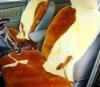 High Class Sheepskin Car Seat Cover