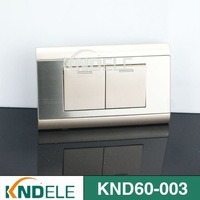Best-selling US standard wall switch with light